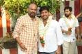 Nithin Sathya @ Venkat Prabhu's Chennai 28 Part 2 Movie Pooja Stills