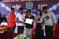 Vivek, Ramya, Arya @ Chennai District Masters Athletic Association District Sports Meet Stills