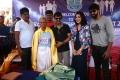 Ramya, Arya @ Chennai District Masters Athletic Association District Sports Meet Stills
