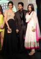 Deepika Padukone, Shahrukh Khan, Priyamani @ Chennai Express Audio Release Photos