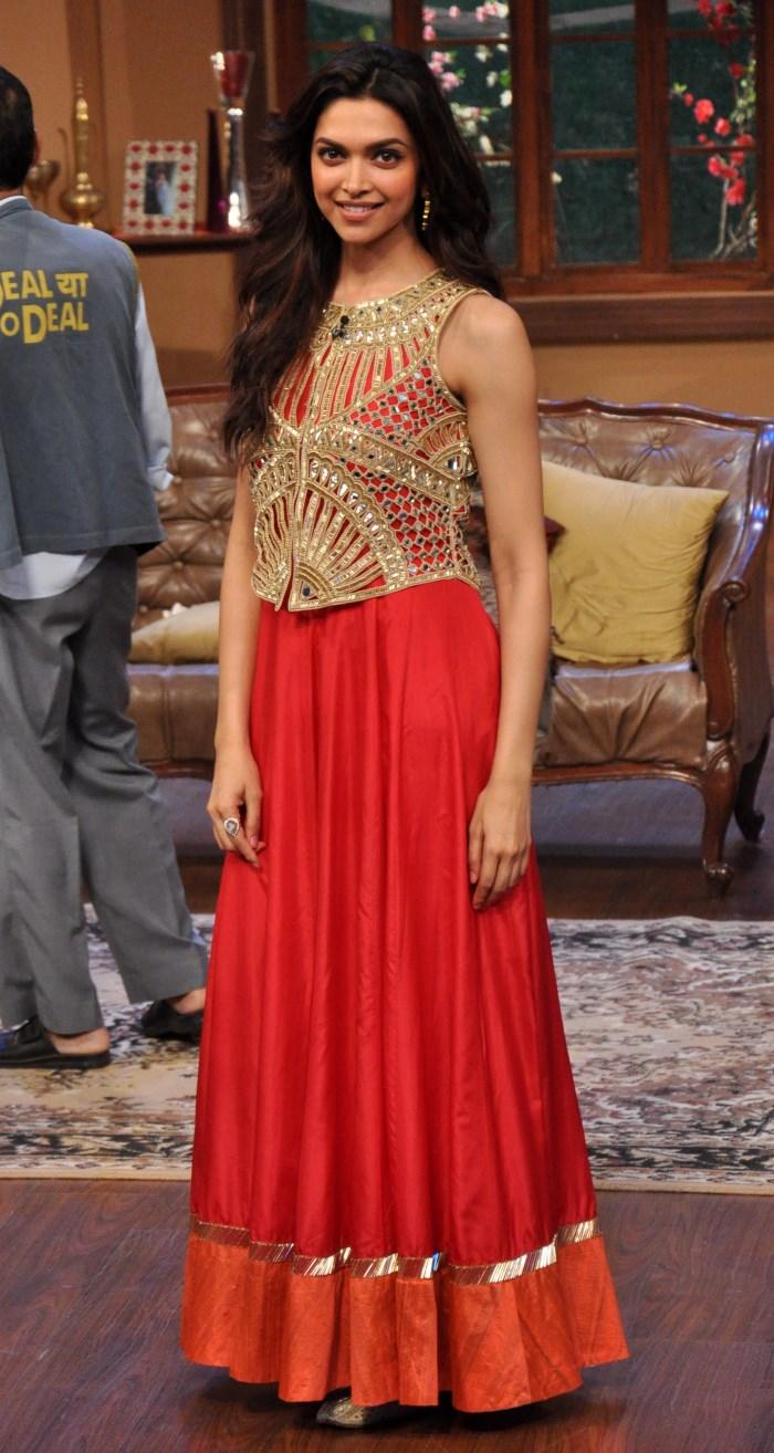 Picture 506335 | Actress Deepika Padukone @ Chennai ...