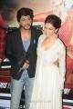 SRK, Deepika Padukone at Chennai Express Trailer Launch Stills