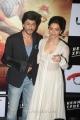 Shahrukh Khan, Deepika Padukone at Chennai Express Trailer Release Photos