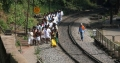 Chennai Express Shooting Pics
