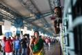 Deepika Padukone, Rohit Shetty at Chennai Express Working Stills