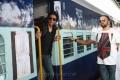 Shahrukh Khan, Rohit Shetty at Chennai Express Shooting Spot Stills