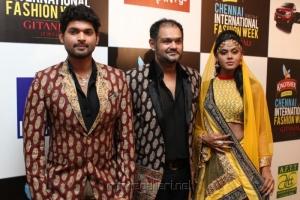 Ajmal Ameer, Shravan Kumar, Karthika Nair