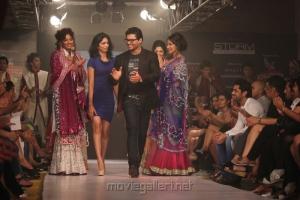 Riyaz Gangji at Chennai International Fashion Week 2012 Day 3 Stills