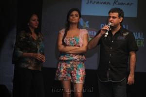 Meera Chopra at Chennai International Fashion Week 2012 Day 3 Stills