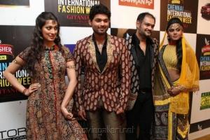 Chennai International Fashion Week 2012 Day 3 Stills