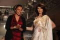 Fashion Designer Richa Goenka with Miss Sri Lanka Sabrina Herft
