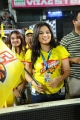 Poonam Bajwa @ Chennai Rhinos vs Telugu Warriors Match Stills