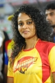 Sonia Deepti @ Chennai Rhinos vs Telugu Warriors Match Stills