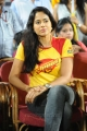 Sameera Reddy @ Chennai Rhinos vs Telugu Warriors Match Stills