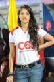 Lakshmi Rai @ Chennai Rhinos vs Telugu Warriors Match Stills