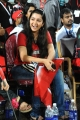 Actress Charmi @ Telugu Warriors Vs Chennai Rhinos Match Stills