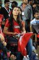 Actress Charmi @ Telugu Warriors Vs Chennai Rhinos Match Stills