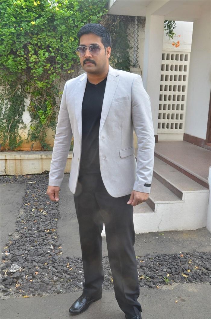Actor Jai Akash @ Chennai to Bangkok Movie Launch Stills