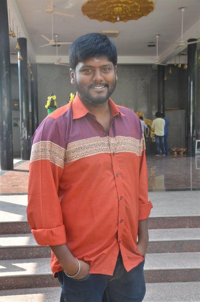Ashvin Raja @ Chennai to Bangkok Movie Launch Stills