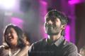 Raadhika, Dhanush at Chennaiyil Oru Naal Audio Launch Photos