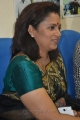 Actress Lakshmi Ramakrishnan at Chennaiyil Oru Naal Success Meet Stills