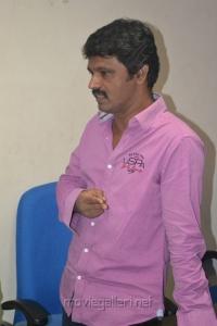 Actor Cheran at Chennaiyil Oru Naal Success Meet Photos