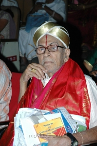P.S.Narayanaswamy Pancharatna Kritis at Chennaiyil Thiruvaiyaru 2012 Photos