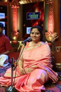 Singer S Sowmya @ Chennaiyil Thiruvaiyaru 2016 Day 7 Photos