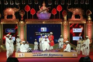 Tukaram Ganapathi Namasankeerthanam @ Chennaiyil Thiruvaiyaru 2016 Day 7 Photos
