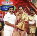 Edappadi K Palanisamy, Lakshman Sruthi @ Chennaiyil Thiruvaiyaru 2018 Inauguration Stills