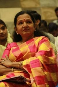 Shoba Chandrasekar @ Chennaiyil Thiruvaiyaru 9th Season Inauguration Stills