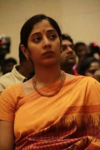 Nisha Rajagopalan @ Chennaiyil Thiruvaiyaru 9th Season Inauguration Stills