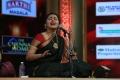 Singer Maalavika Vocal @ Chennaiyil Thiruvaiyaru Season 12 (Day 3) Stills