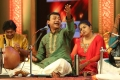 Singer Unnikrishnan @ Chennaiyil Thiruvaiyaru Season 12 (Day 3) Stills