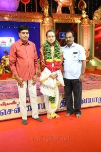 Damal Ramakrishnan Namasankeerthanam @ Chennaiyil Thiruvaiyaru Season 12 - Day 4 Images