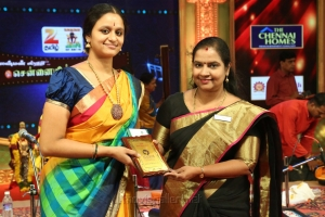 Anahita, Apoorva & Keerthana @ Chennaiyil Thiruvaiyaru Season 12 - Day 4 (21st Dec) Event Images