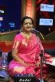 Singer Shoba Chandrasekhar @ Chennaiyil Thiruvaiyaru Season 12 (Day 8) Stills