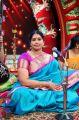 Singer Nithyasree Mahadevan @ Chennaiyil Thiruvaiyaru Season 14 Day 1 Stills