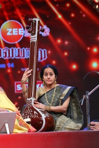 Suchitra Deepika @ Chennaiyil Thiruvaiyaru Season 14 Day 2 (19th Dec) Photos
