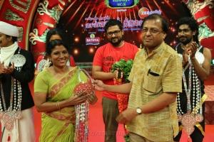 Dance Sakiye Rowdhiram Pazhagu by Wakeup Creations @ Chennaiyil Thiruvaiyaru Season 14 Day 6 (Dec 23rd) Event Stills