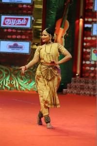 Kavitha Ramu Bharatanatyam @ Chennaiyil Thiruvaiyaru Season 14 Day 6 (Dec 23rd) Event Stills