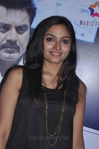 Aishwarya Devan at Chennaiyil Oru Naal Press Meet Photos