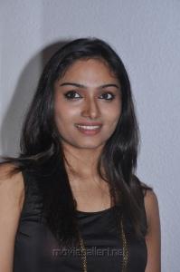 Aishwarya Devan at Chennaiyil Oru Naal Press Meet Stills