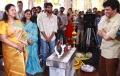 Radhika, Rohini, Cheran at Production No 1 Movie Launch Stills