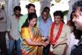 Radhika, Cheran at Production No 1 Movie Launch Stills