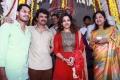 Cheran, Sandhya, Radhika at Production No 1 Movie Launch Stills
