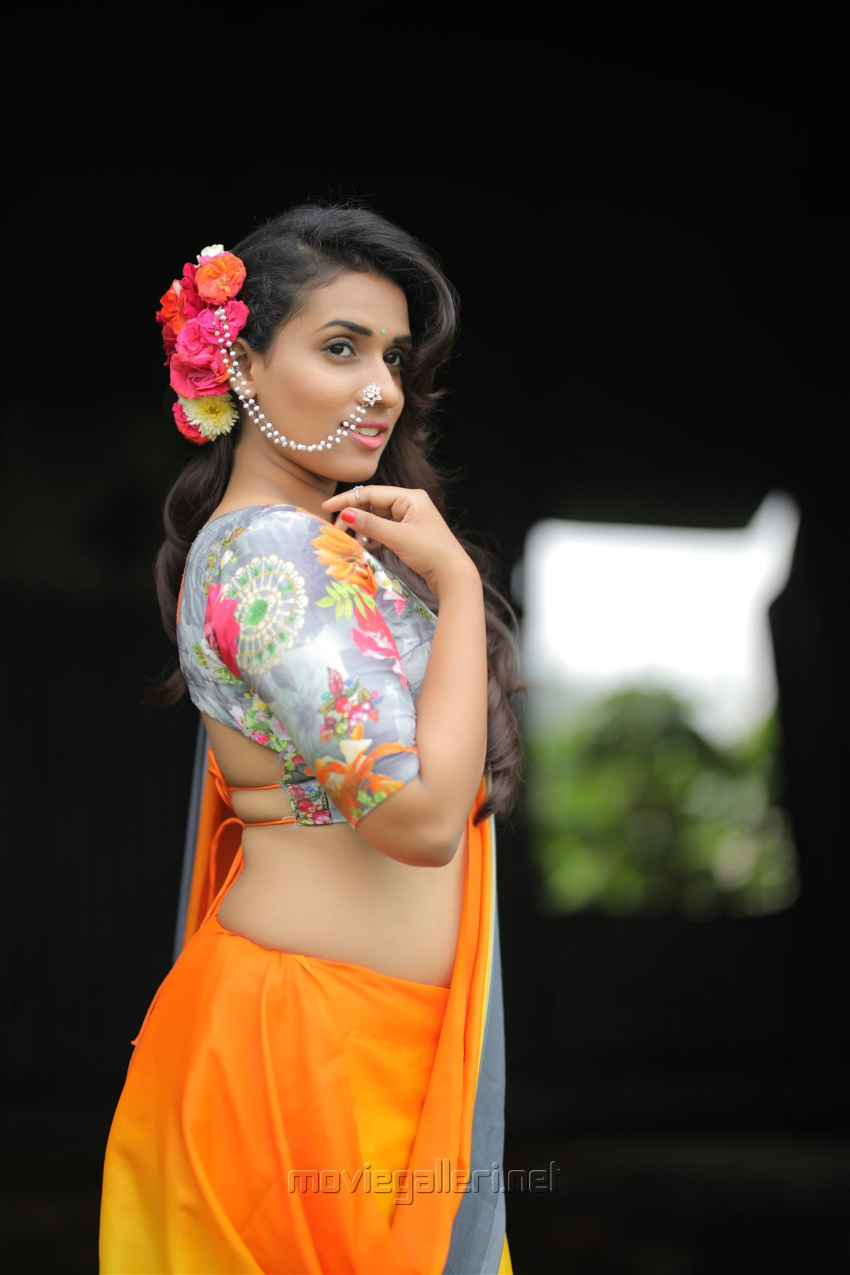 Actress Chetana Uttej Photo Shoot HD Stills