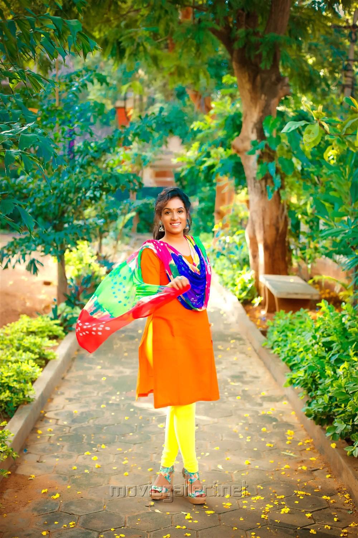 Telugu Actress Chetana Uttej Portfolio Stills
