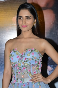 Ruhani Sharma @ Chi La Sow Premiere Show at Cinemax Photos