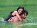 Jithesh, Disha Pandey in Chikki Mukki Movie Hot Stills